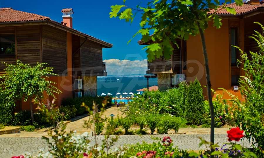 Созополис - уникални къщи тип дуплекс и апартаменти на брега на нос Колокита 9
