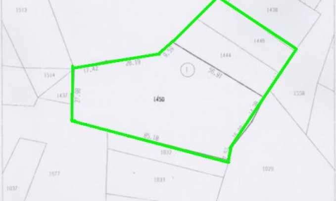 Three neighbouring plots of land in Rudartsi 18