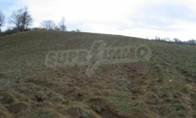 Three neighbouring plots of land in Rudartsi 5