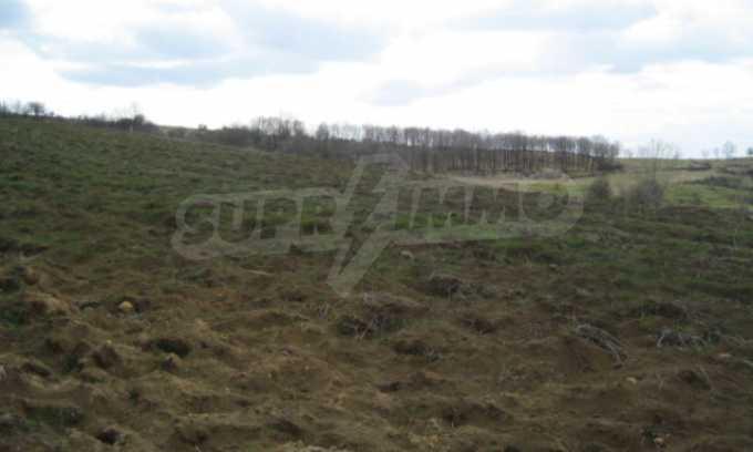 Three neighbouring plots of land in Rudartsi 6