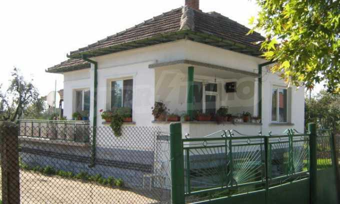 Очарователна ваканционна къща в близост до Видин 1