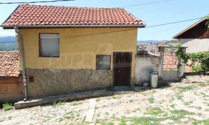 Къща след ремонт в старата част на Велико Търново