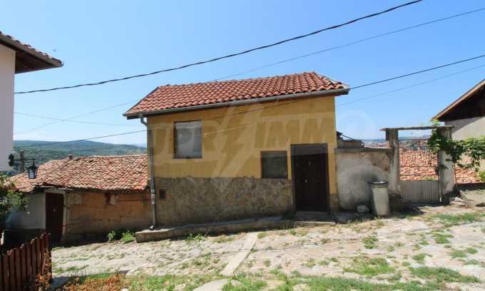 Къща след ремонт в старата част на Велико Търново 2