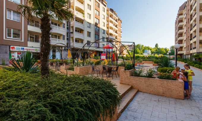 VIP complex Pearl in Bourgas