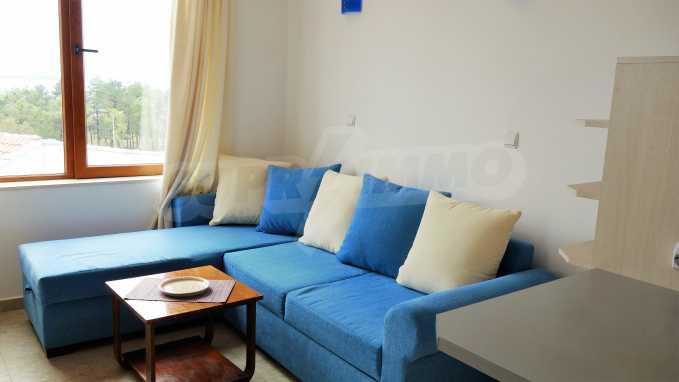 2-Raum-Apartment im Komplex Melodi in Sweti Wlas 1