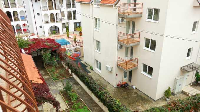 2-Raum-Apartment im Komplex Melodi in Sweti Wlas 21