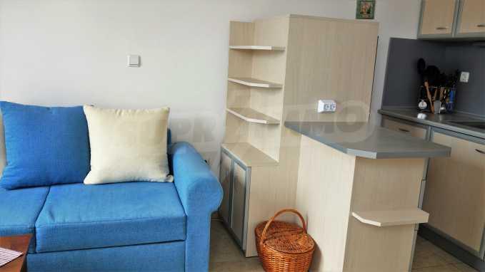 2-Raum-Apartment im Komplex Melodi in Sweti Wlas 3