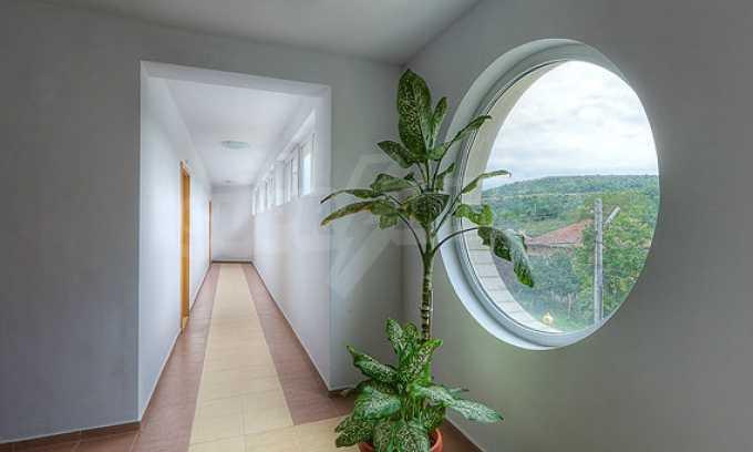 2-Raum-Apartment mit einem eigenen Garten im Komplex Danubia Beach 20