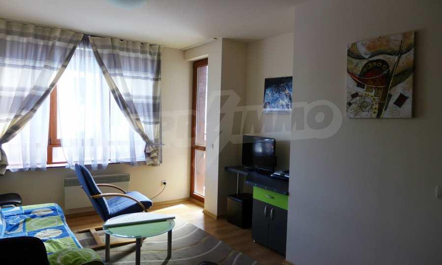 2-Raum-Apartment in der Komplex Panorama Resort in Bansko