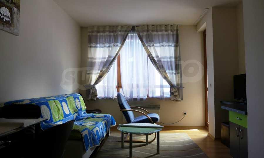 2-Raum-Apartment in der Komplex Panorama Resort in Bansko 1