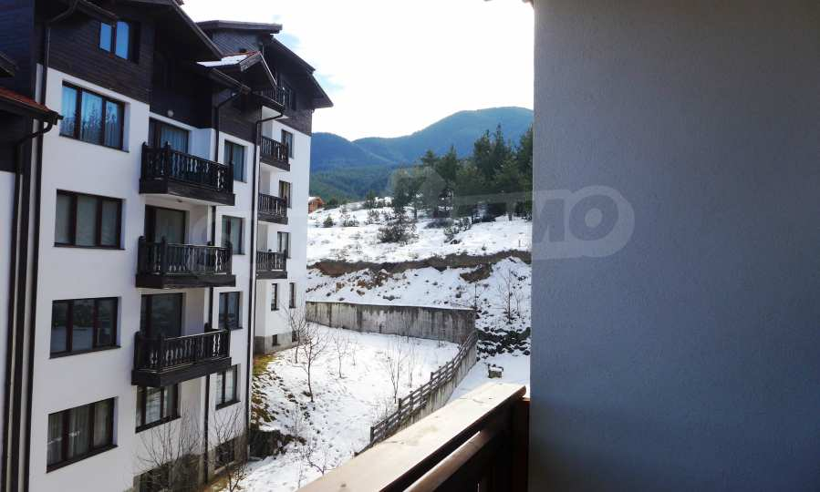 2-Raum-Apartment in der Komplex Panorama Resort in Bansko 12