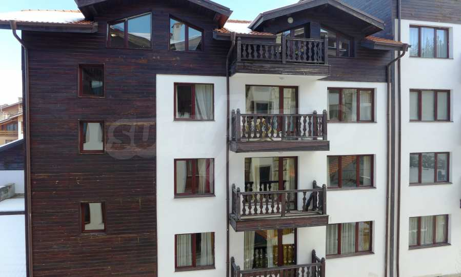 2-Raum-Apartment in der Komplex Panorama Resort in Bansko 13