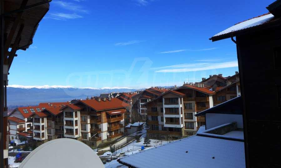 2-Raum-Apartment in der Komplex Panorama Resort in Bansko 15