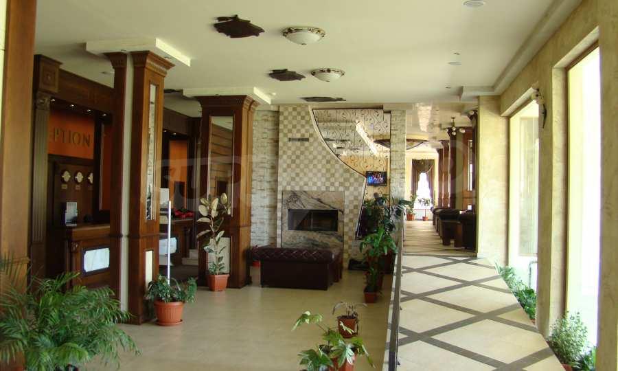 2-Raum-Apartment in der Komplex Panorama Resort in Bansko 17