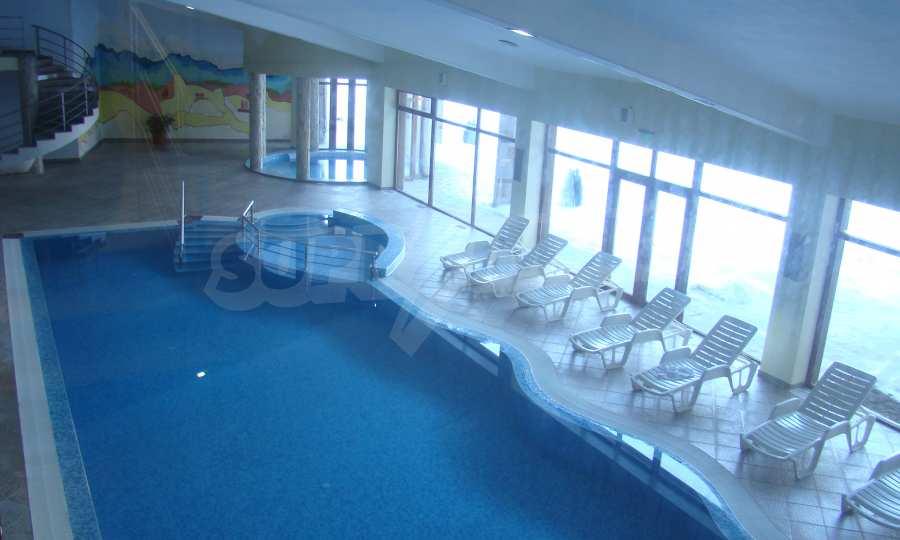 2-Raum-Apartment in der Komplex Panorama Resort in Bansko 18