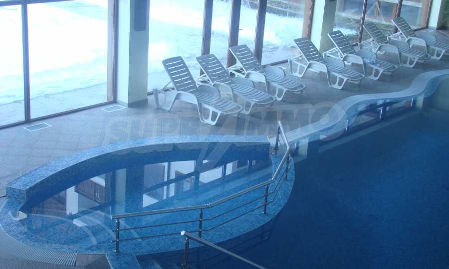 2-Raum-Apartment in der Komplex Panorama Resort in Bansko 19