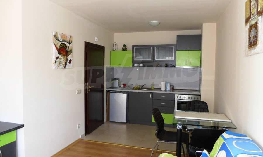 2-Raum-Apartment in der Komplex Panorama Resort in Bansko 3