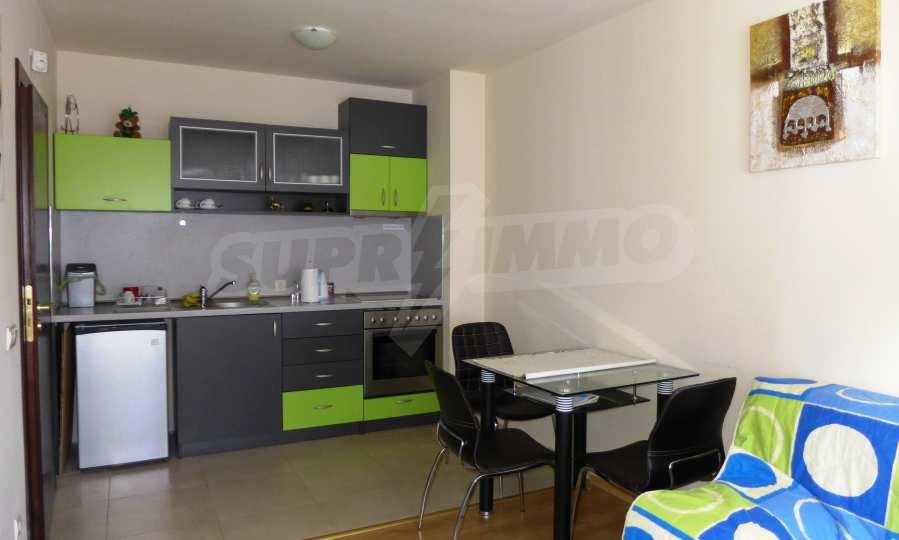 2-Raum-Apartment in der Komplex Panorama Resort in Bansko 4