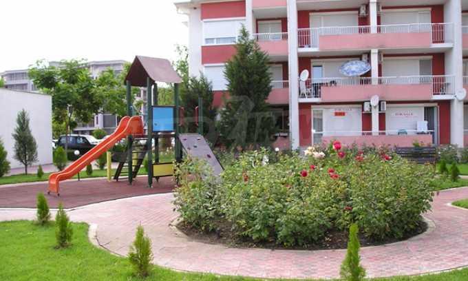 Двухкомнатная квартира в комплексе «Сани Форт» 19
