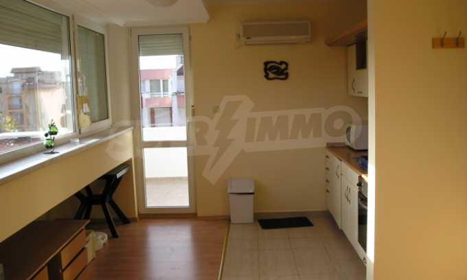 Двухкомнатная квартира в комплексе «Сани Форт» 20