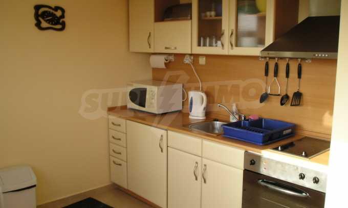 Двухкомнатная квартира в комплексе «Сани Форт» 21