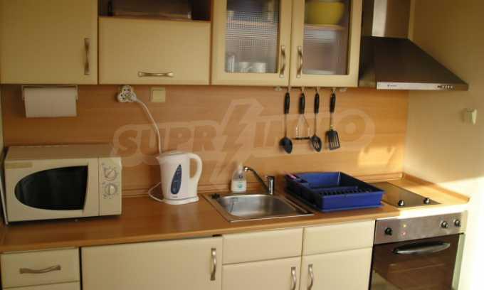 Двухкомнатная квартира в комплексе «Сани Форт» 22