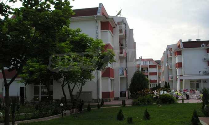 Двухкомнатная квартира в комплексе «Сани Форт» 40