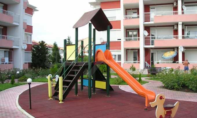 Двухкомнатная квартира в комплексе «Сани Форт» 5