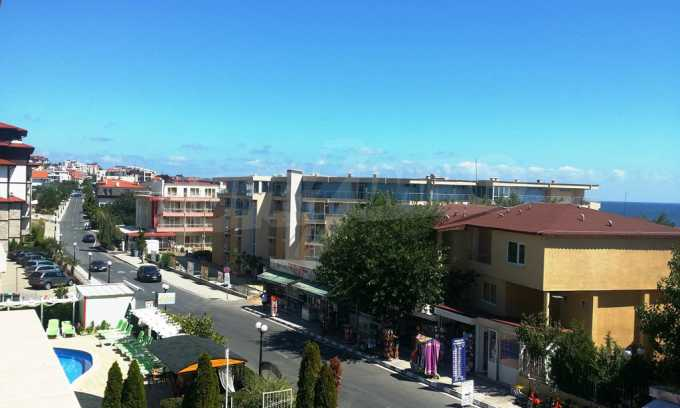 2-bedroom apartment in Sea View complex in Sveti Vlas