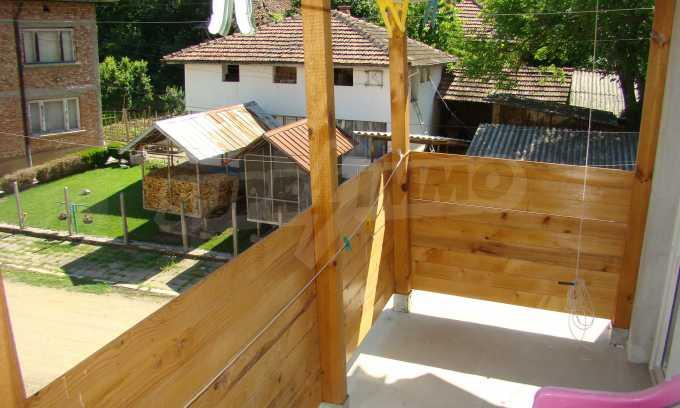 Breites Haus mit Garten in der Nähe von Widin 19