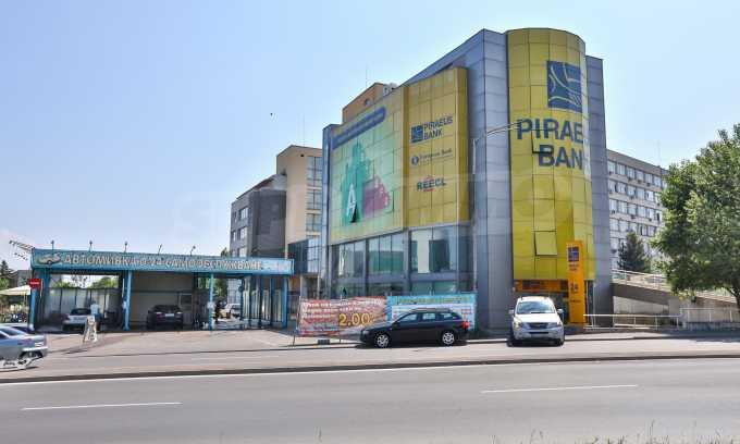 Офис в бизнес сграда висок клас на бул. Цариградско шосе 39