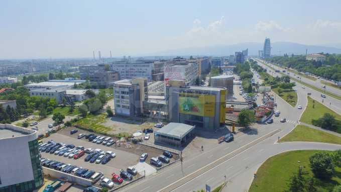 Офис в бизнес сграда висок клас на бул. Цариградско шосе 43