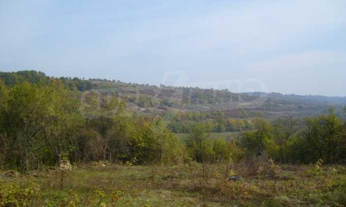 УПИ в планинско село на 17 км от Велико Търново