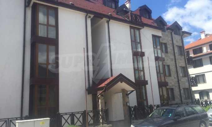 Уютен апартамент с чудесна локация в Банско