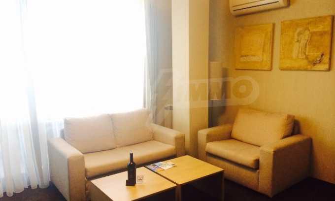Луксозен апартамент в петзвезден апартхотел в Банско 2