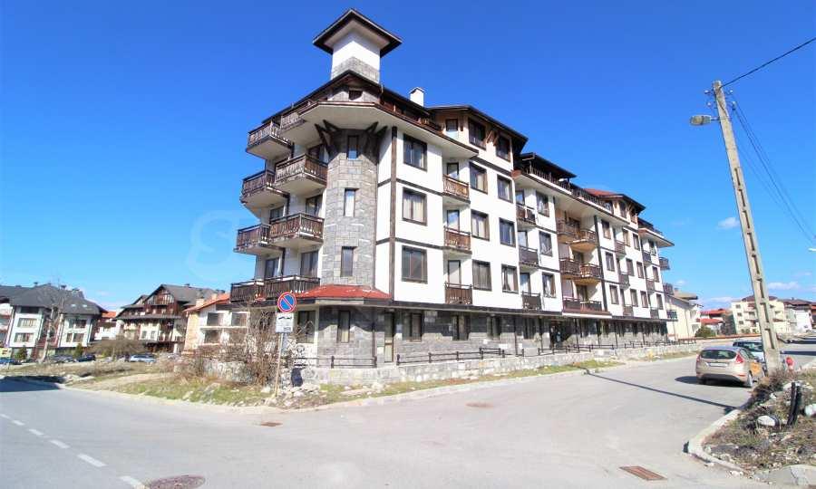 Удобен двустаен апартамент в гр. Банско