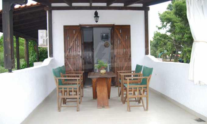 Апартамент  в  Никити