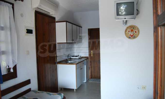 Апартамент  в  Никити 2
