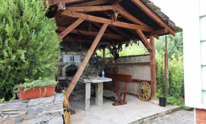 Чудесна къща в района с минерални извори в близост до Банско 10