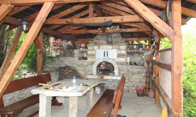 Чудесна къща в района с минерални извори в близост до Банско 12