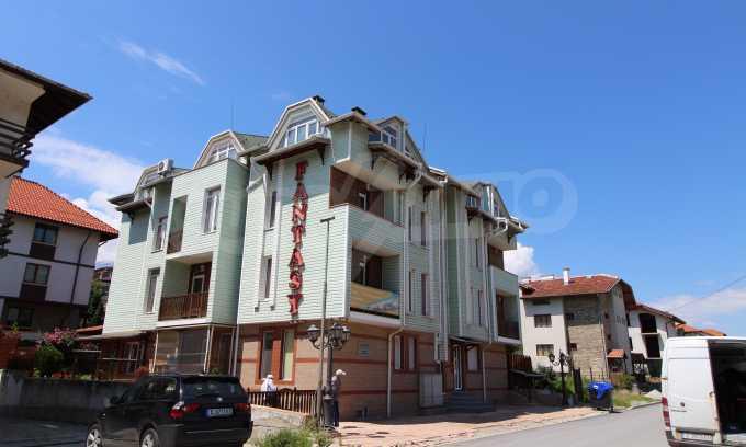 Двустаен апартамент в Банско