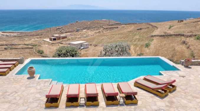 Разкошна вила на топ световна дестинация, остров Миконос 2