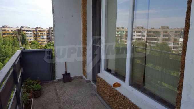 Двустаен апартамент с разширение в близост до центъра на град Видин 13