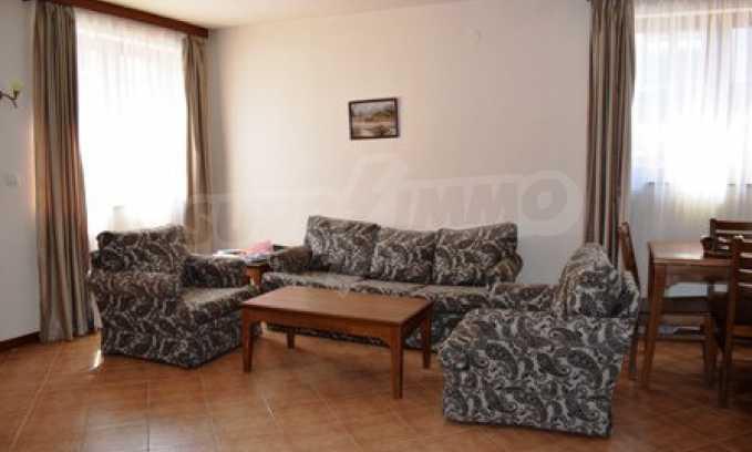 Двустаен апартамент в близост до голф клуб в района на Банско и Разлог