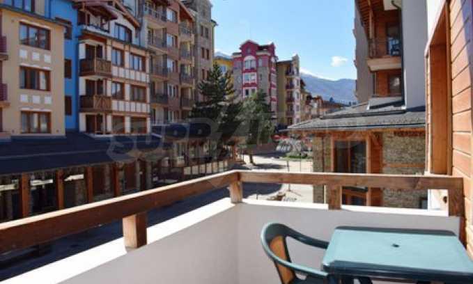 Двустаен апартамент в близост до голф клуб в района на Банско и Разлог 7