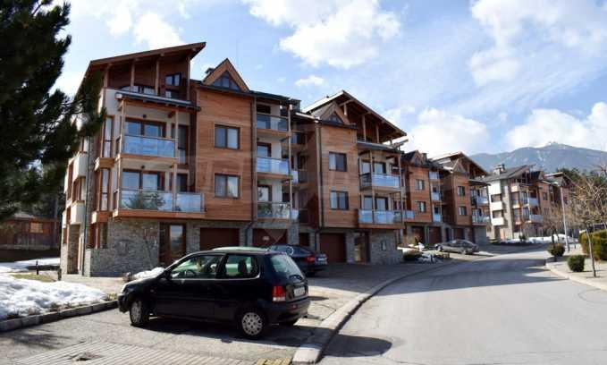 2-Raum-Apartment in der Nähe vom Golfplatz zwischen Bansko und Razlog