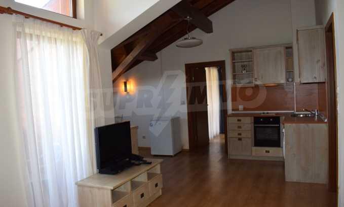 2-Raum-Apartment in der Nähe vom Golfplatz zwischen Bansko und Razlog 1