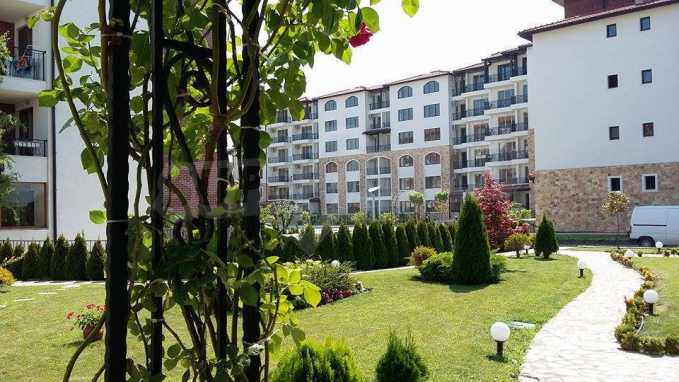 2-Raum-Apartment im Elite-Komplex zwischen dem Dorf Rawda und der Stadt Nessebar 14