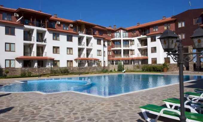 2-Raum-Apartment im Elite-Komplex zwischen dem Dorf Rawda und der Stadt Nessebar 15