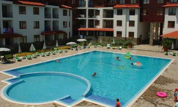 2-Raum-Apartment im Elite-Komplex zwischen dem Dorf Rawda und der Stadt Nessebar 17